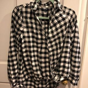 Madewell Never Worn Blouse